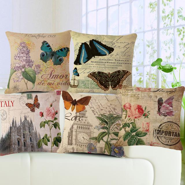 Розы-и-бабочки-на-заказ-чехлы-ретро-печать-подушка-чехол-диван-кресло-автомобиля-наволочка-свадебный-подарок.jpg_640x640